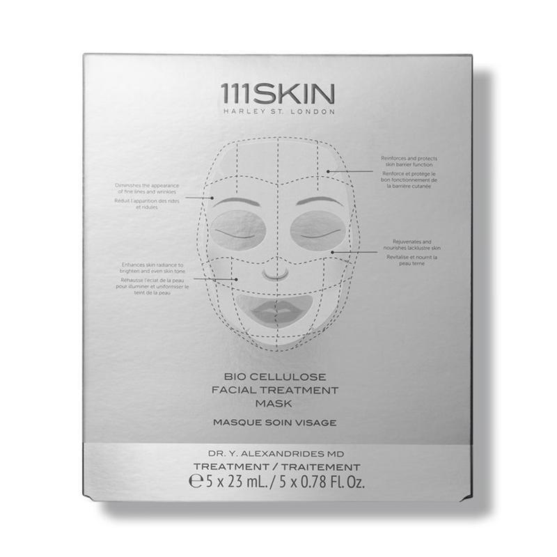 Bio Cellulose Facial Treatment Mask