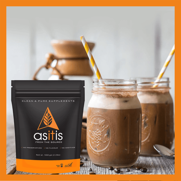AS-IT-IS Nutrition Pea Protein Isolate | Designed for Meal Supplementation | Easy To Digest - Vegan & Gluten-Free