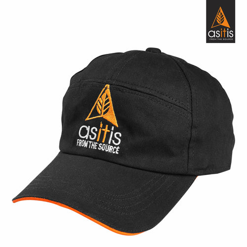 AS-IT-IS Lightweight Cotton Adjustable Baseball Cap for Everyday Use