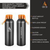 AS-IT-IS High Quality / Trendy / Durable / Light-Noshortcuts Water Bottle (750 ml)