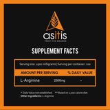 AS-IT-IS Nutrition L-Arginine Powder for Muscle Building & Endurance - As-It-Is Nutrition