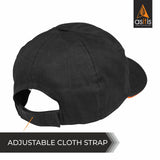 AS-IT-IS Nutrition Lightweight Cotton Adjustable Baseball Cap for Everyday Use