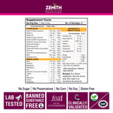 Zenith Nutrition Multivitamin for Men & Women with Astaxanthin, Piperine & Ginseng - 60 veg capsules | Daily Active Multiple with Antioxidant, Mineral & Vitamin Blend