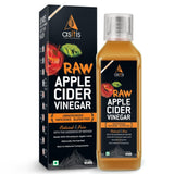 "AS-IT-IS Raw Apple Cider Vinegar With ""Mother"" – 500ml Unfiltered & Undiluted - As-It-Is Nutrition"