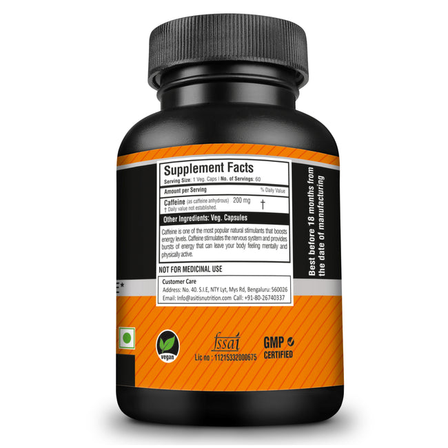 AS-IT-IS CAFFEINE CAPSULES