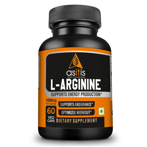 AS-IT-IS L- Arginine Capsules