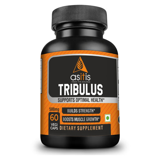 AS-IT-IS Nutrition Tribulus Capsules