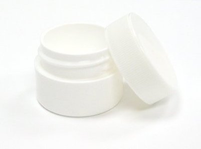 8mL White Mixing Jar