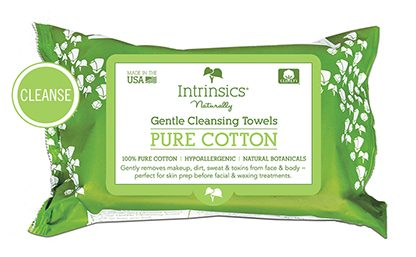 Intrinsics Gentle Cleansing Towels - 72 pk