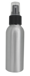 Aluminum Spray Bottle - 3.4oz