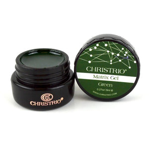 Christrio Matrix Gel - Green