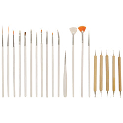 20pc Nail Art Tool Set