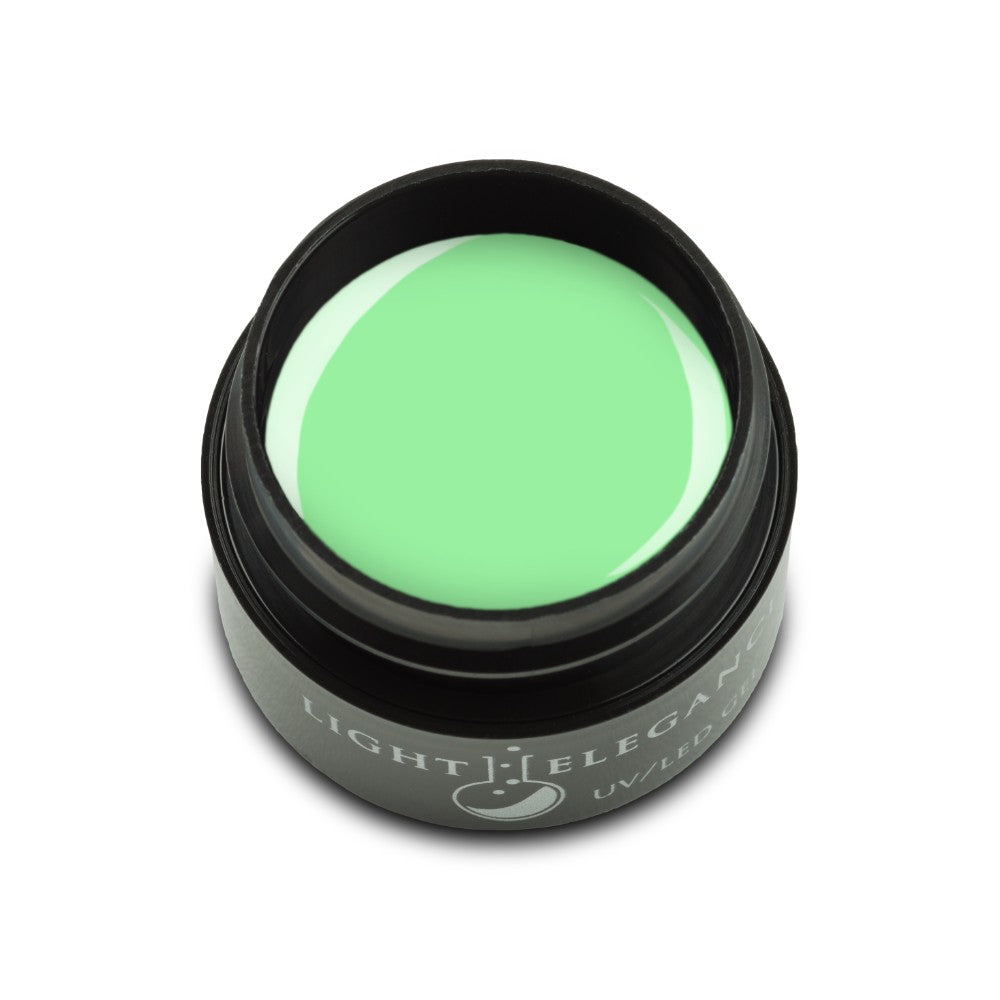 LE Pastel Green UV/LED Gel Paint
