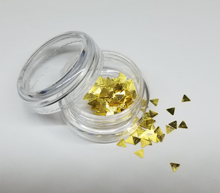 Load image into Gallery viewer, Nail Jewel Triangle - Gold