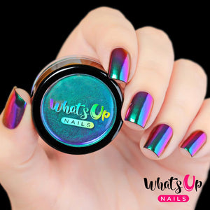Whats Up Nails Chrome Powder - Alchemy