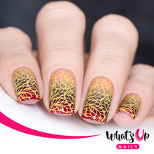 Load image into Gallery viewer, Whats Up Nails Stamping Plate - Autumn Tales