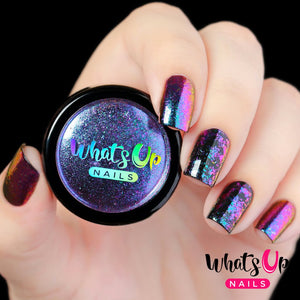Whats Up Nails Flakies - Exotic