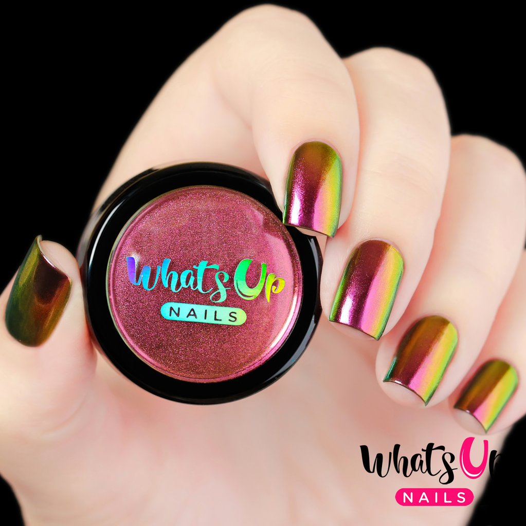 Whats Up Nails Chrome Powder - Fairy