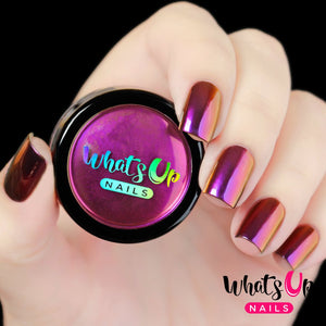 Whats Up Nails Chrome Powder - Fantasy