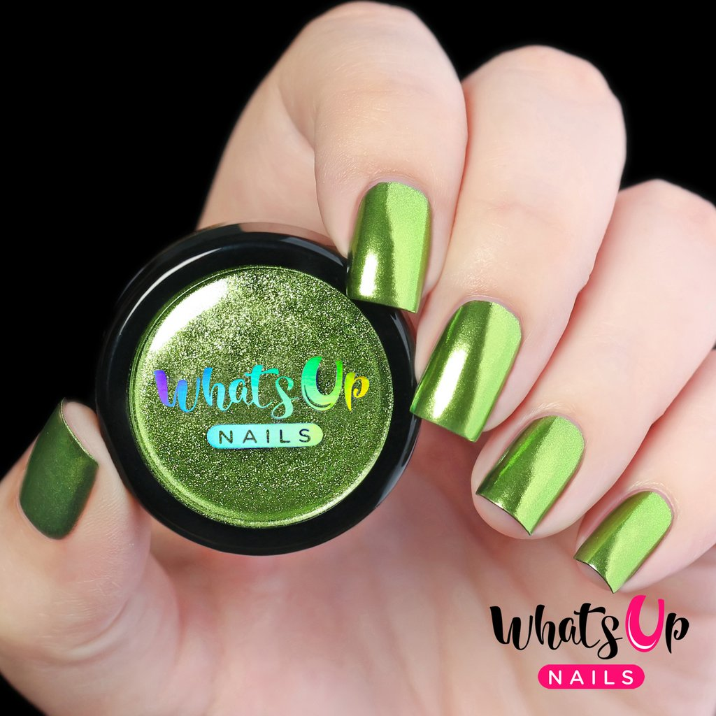 Whats Up Nails Chrome Powder - Pear