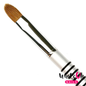 Whats Up Nails #15 Gel Round Brush