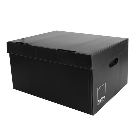 A3 Archive Storage Box - Attached Lid