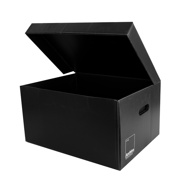 A3 Archive Box with Attached Lid