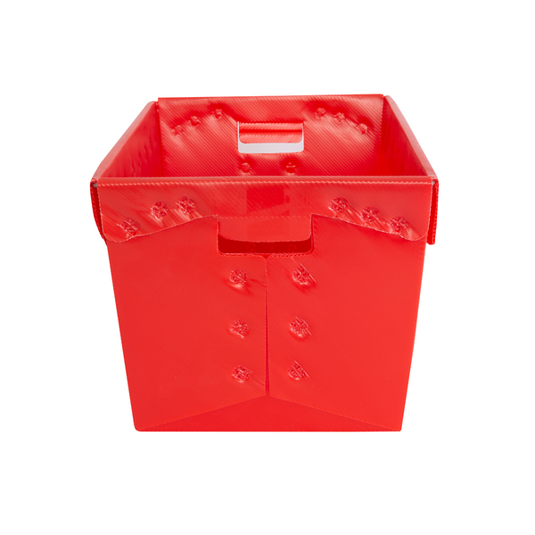 Post Box - Wire Reinforced