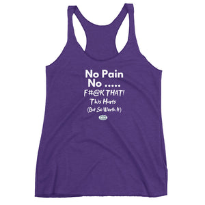 No Pain Tank - Wholesale