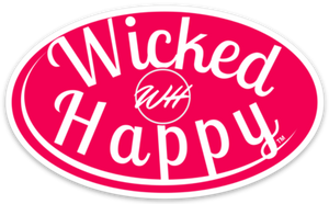 Wicked Happy Stickers - Wholesale