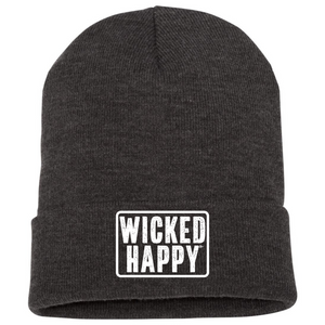 Long Style West Coast Beanie - Dark Gray