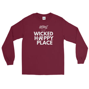 Wicked Happy Home - Long Sleeve Shirt