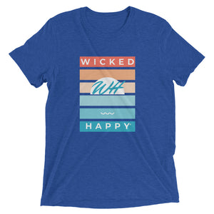 Wicked Happy Sunrise - Unisex Triblend