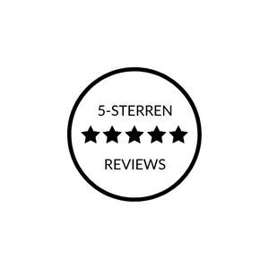 My Jalou - 5 Sterren reviews
