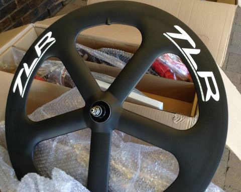 PRO SERIES Timetrial wheels - TT 5-Spoke Wheel - Tubular and Clincher