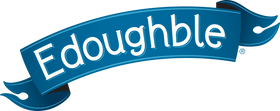 Edoughble - Edible Cookie Dough Logo