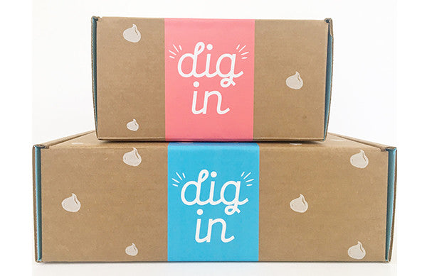 Build Your Own Cookie Dough Gift Box