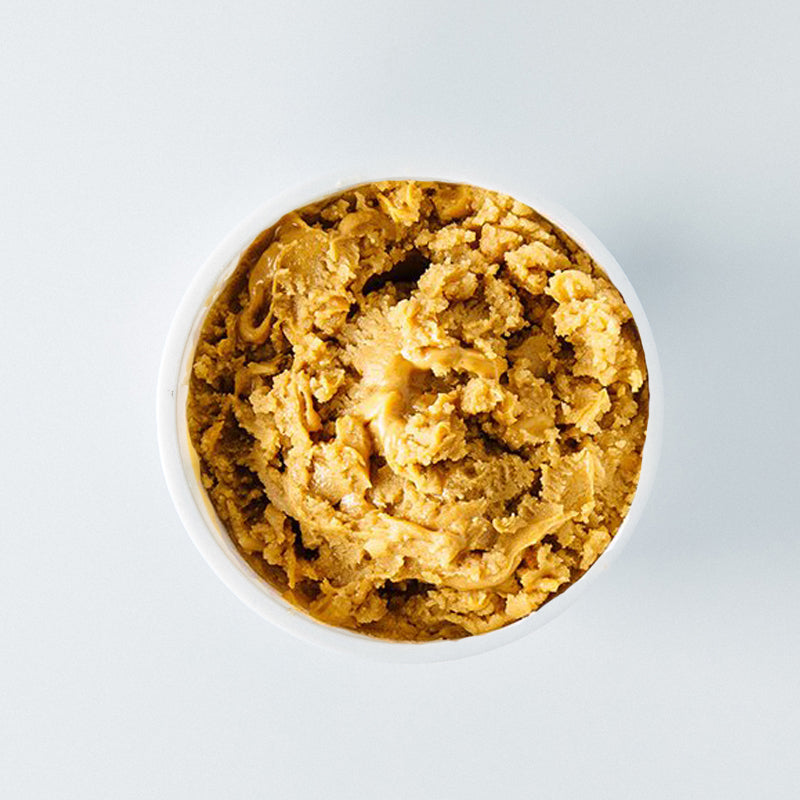 Edible peanut butter cookie dough Peanut Butta Batter by Edoughble