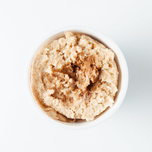Snicker-Dude edible cookie dough, Edoughble