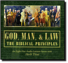 God, Man and Law: The Biblical Principles