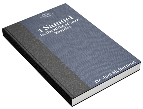 In the Midst of Your Enemies: Exposition and Application of 1 Samuel