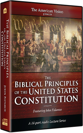 Was The American (US) Constitution Really Based on Biblical Principles?