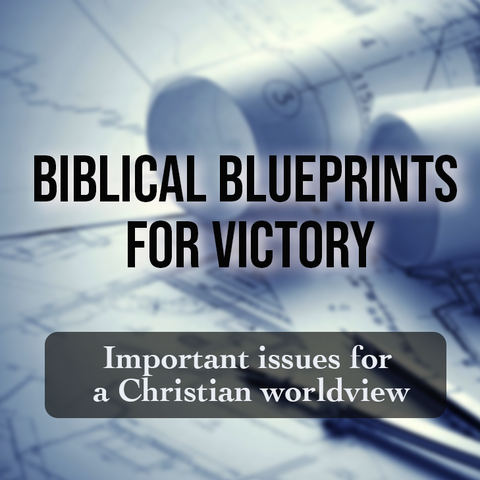 Biblical Blueprints for Victory