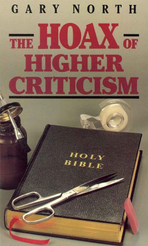 Hoax of Higher Criticism