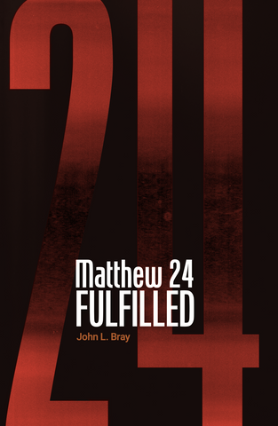 Matthew 24 Fulfilled