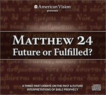 Matthew 24: Future or Fulfilled?