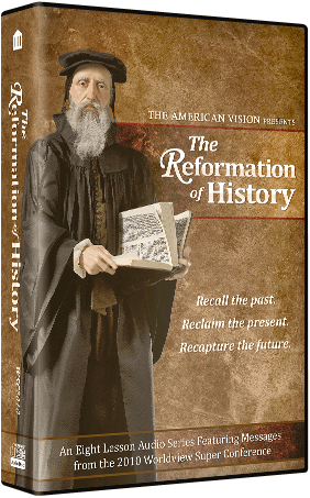 The Reformation of History