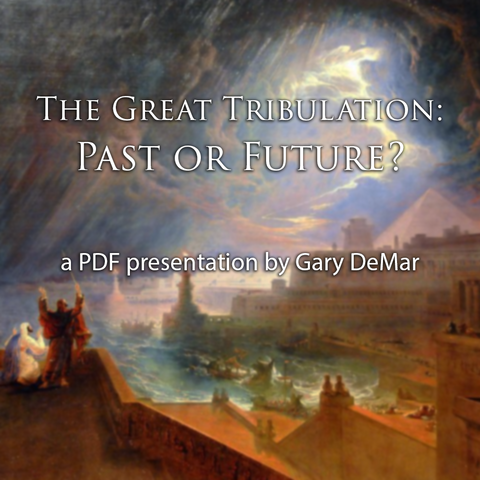 The Great Tribulation: Past or Future?