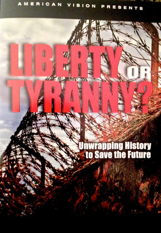 Liberty or Tryanny? Unwrapping History to Save the Future