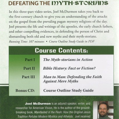 Basic Training Series: Defeating the 'Myth-Storians'
